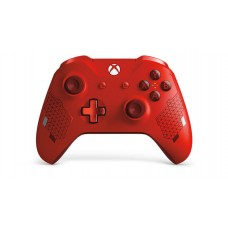 """NEW"" XBOX ONE Wireless Bluetooth Controller ""Sports Red"""