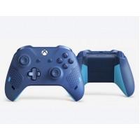 """NEW"" XBOX ONE S Wireless Controller Bluetooth ""Sport Blue"""