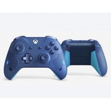 """NEW"" XBOX ONE S Wireless Controller Bluetooth ""Sport Blue"""