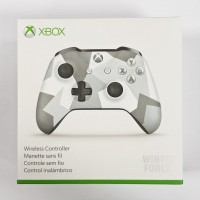 """NEW"" XBOX ONE Wireless Controller Bluetooth ""Winter Force"""
