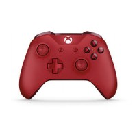 """NEW"" XBOX ONE S Wireless Controller Bluetooth ""RED"" (box bagus)"