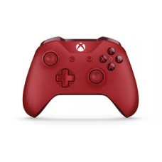 """NEW"" XBOX ONE S Wireless Controller Bluetooth ""RED"" (box agak rusak)"