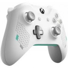"""NEW"" XBOX ONE S Wireless Controller Bluetooth ""Sport White"""