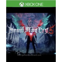 Devil May Cry 5 +DLC  (3D Hologram Cover)