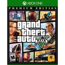 Grand Theft Auto GTA V Premium Edition