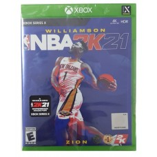NBA 2K21 (Only for Xbox Series-X)