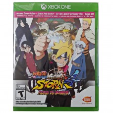 Naruto Shippuden: Ultimate Ninja Storm 4 Road To Boruto + Steelcase