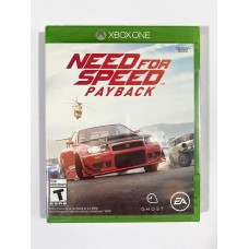 Need for Speed Payback (Rally)