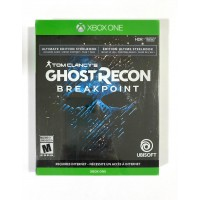 Ghost Recon Breakpoint Ultimate Steelbook Edition
