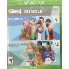 The Sims 4 Bundle Island Living