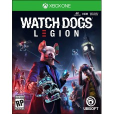 --PO-- Watch Dogs Legions (Oct 29, 2020)