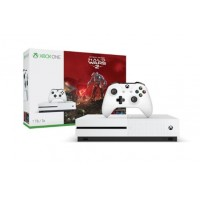 Xbox One S 1TB White Halo Wars 2