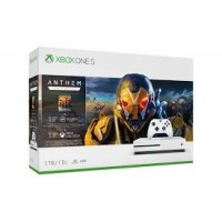 Xbox One S 1TB Anthem Bundle (White)