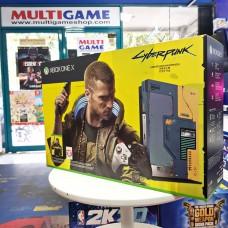 Xbox One X 1TB CyberPunk 2077 Limited Edition Console