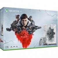 —PO/DP— Xbox One X 1TB Gears 5 Limited Edition Console