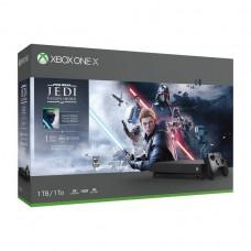 XB1-X 1TB StarWars Jedi Fallen Order Bundle (Black)