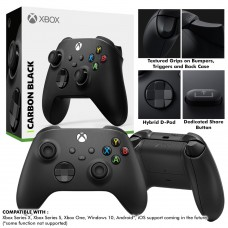 New XBox Series Wireless Controller (Carbon Black)