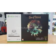 Xbox One S 1TB White Sea of Thieves