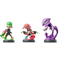 Splatoon Amiibo Set (New!!)