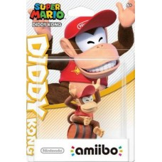 Diddy Kong ( Super Mario Series & Super Smash Bros )