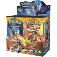 Pokemon TCG SUN & MOON Theme Deck