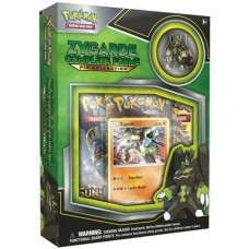 Pokemon TCG Zygarde Complete Forme Pin Collection