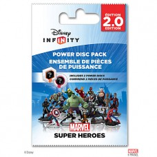 Infinity 2.0 POWER Disc Pack