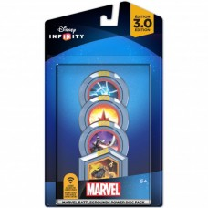 Civil War Marvel Battleground Power Disc Pack