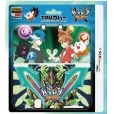 New 3DS-XL Puzzle Dragon TPU (HORI)