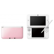 3DS-XL Pink/White (Refurbish from Nintendo) +3DS Etrian Mystery