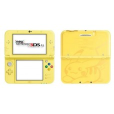 New 3DS-XL Pikachu Yellow (Asia)