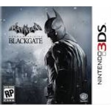 Batman Arkham Origin Black Gate