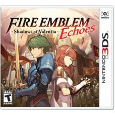 Fire Emblem Shadows of Valentia Echoes