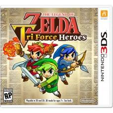 The Legend of Zelda : Triforce Heroes