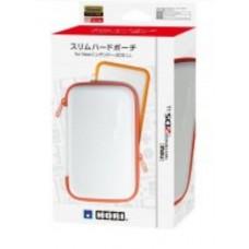New 2DS-XL Hard Pouch White/Orange (HORI)