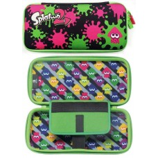 Switch Splatoon2 Hard Case Ink x Squid (HORI)