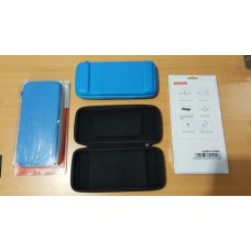 Switch EVA Case Airform (Light Blue)
