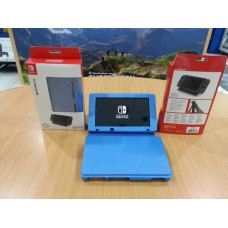 Switch Leather Case (Blue)