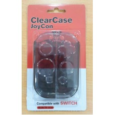 Switch PC Joycon Casing (Clear&Black)