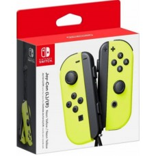 Switch Joycon Left + Right (Neon Yellow)