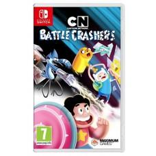 Cartoon Network Battle Crushers