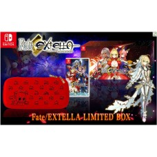 Fate Extella The Umbral Star Collector's Edition