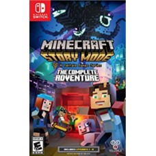 Minecraft Story Mode the Complete Advanture