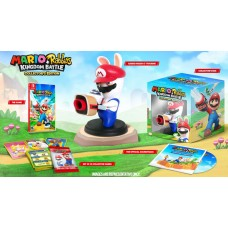 Mario & Rabbids Kingdom Battle Collector's Edition
