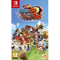 One Piece Unlimited Red Deluxe Edition