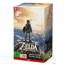 Legend of Zelda Breath of the Wild Limited Edition (Europe)