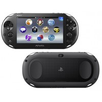 PS VITA Slim (PCH 2006) WiFi Black (Versi 3.65)