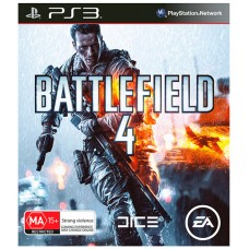 Battlefield 4 (Voice: English, Subtitle/Manual: Chinese)