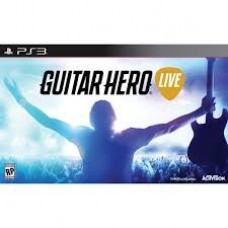 Guitar Hero Live + Guitar bundle (Rating 7.9)