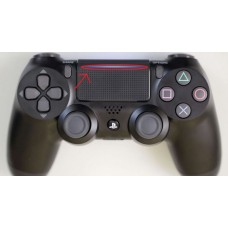 DS4 New Dual Shock 4 Light Versi 2 CUH-ZCT2G (Jet Black) New Model